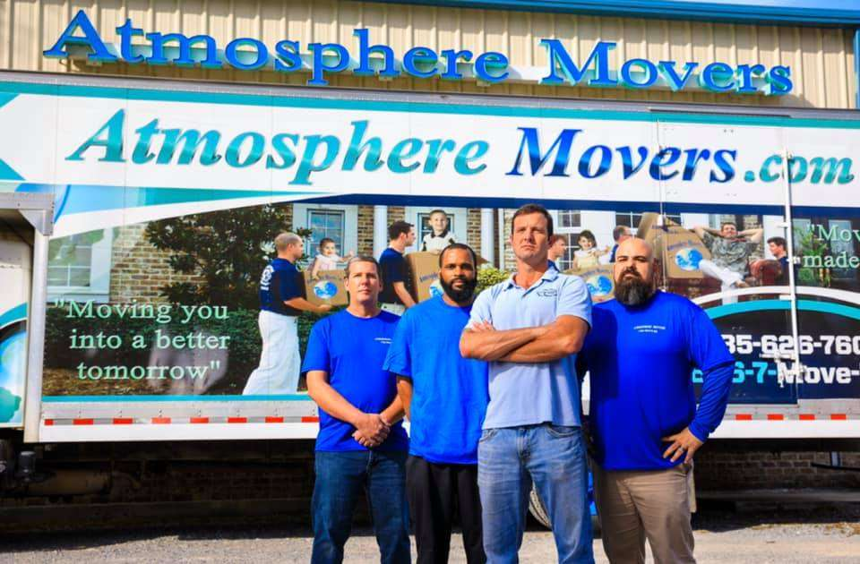 Atmosphere Movers | Local & Long-Distance Movers