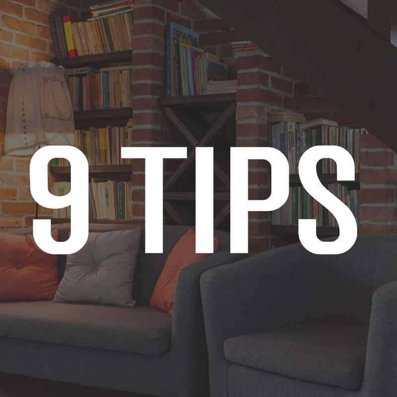 9 Tips to Staging Your Home for the Quickest Sale