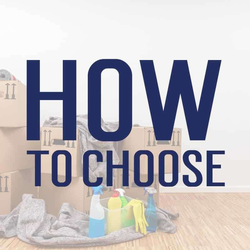 How to Choose What to Keep or Throw Away on Your Next Move