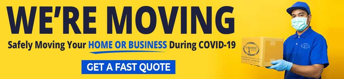 Safely Move Your Home Or Business During Covid-19